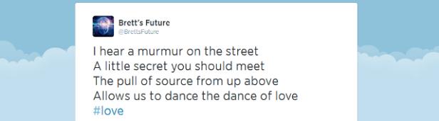 Dance of love