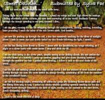 Sylva Fae's Dream - 'Sweet Oblivion...'