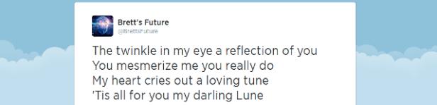 My darling Lune