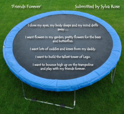 Sylva Rose's Dream - 'Friends Forever'